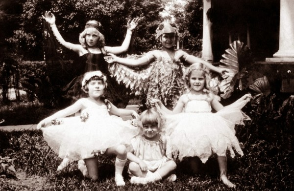 vintage new orleans children dancing 1920s 1