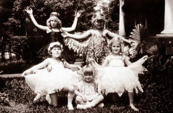 vintage new orleans children dancing 1920s 1