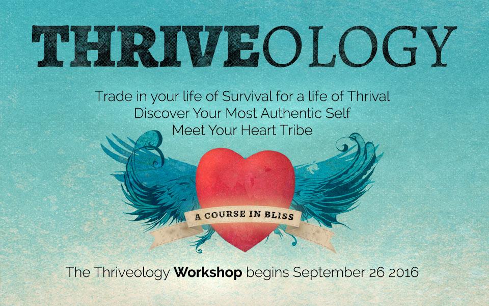 Thriveology Workshop Banner