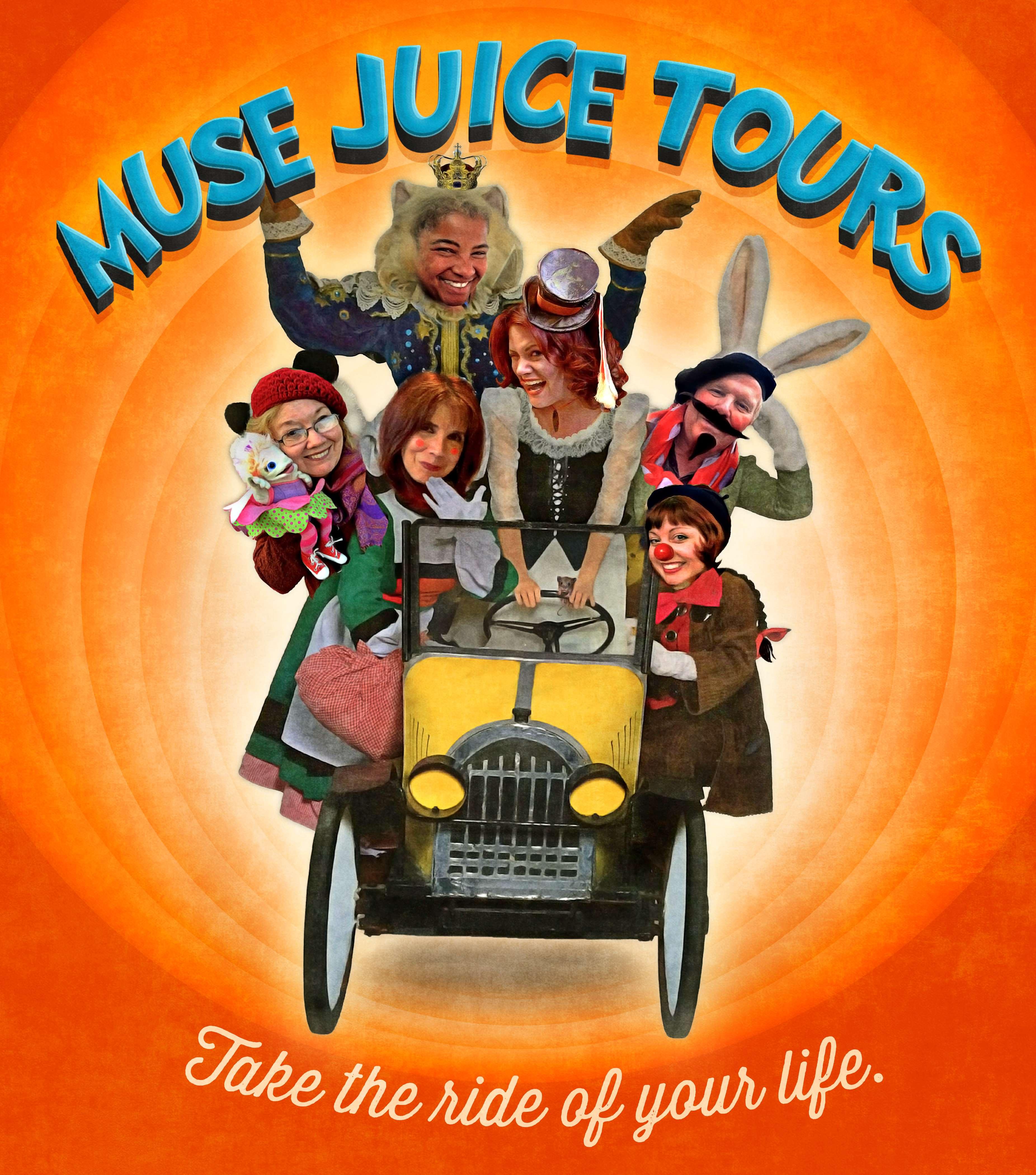 Muse Juice Tours