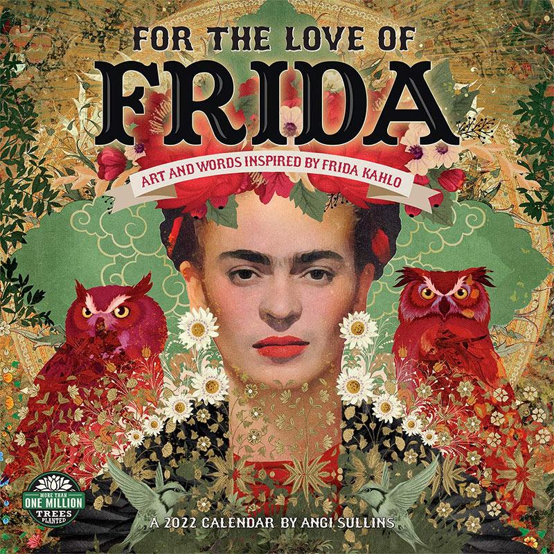 For the Love of Frida Calendar