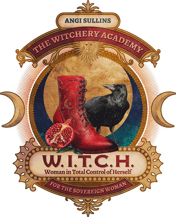 Witchery Academy Logo