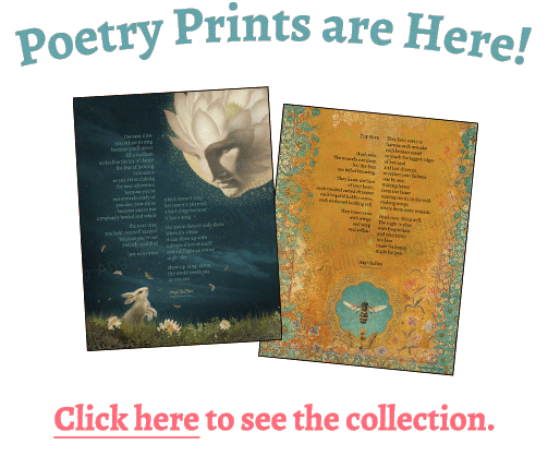 Poetry Prints are Here!